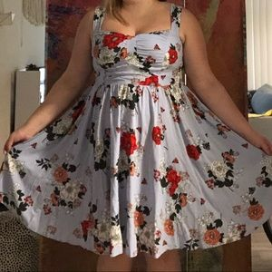 Swing dress plus size 2 XL